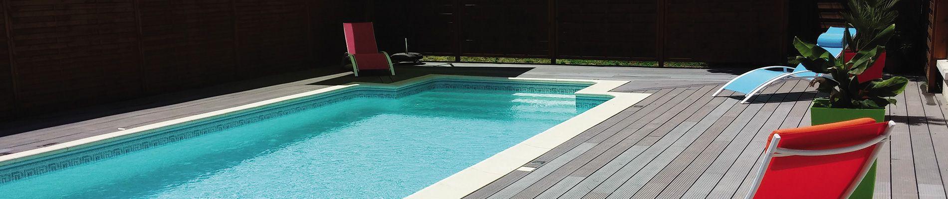 ÉLITE, la piscine rectangulaire