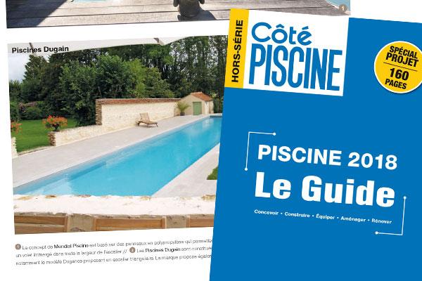 guide piscines 2018